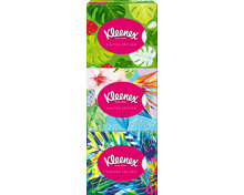 Kleenex Kosmetiktücher The Collection
