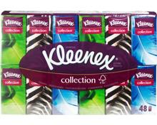 Kleenex Taschentücher Collection
