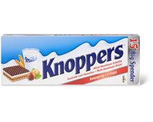 Knoppers in Sonderpackung