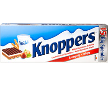 Knoppers Milch-Haselnuss-Schnitte