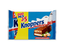 Knoppers Nussriegel, 2 x 5 x 40 g, Duo