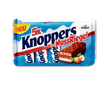 Knoppers Nussriegel, 5 x 40 g