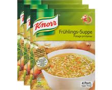 Knorr 4-Portionen-Suppen