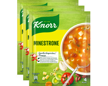 Knorr 4-Portionen-Suppen