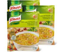 Knorr Beutelsuppen im 3er-Pack