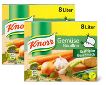 Knorr Bouillon im Duo-Pack
