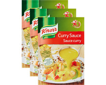 Knorr Currysauce