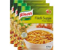 Knorr Flädli Suppe