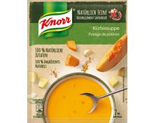 Knorr Kürbissuppe