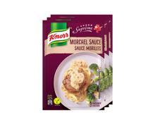 Knorr Morchel Sauce (nur in der Deutsch- und Westschweiz)