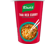 Knorr Premium Asia Noodles Red Thai Curry