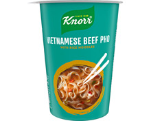 Knorr Premium Asia Noodles Vietnamese Beef Pho