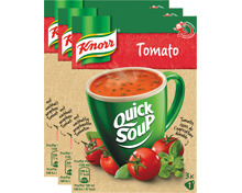 Knorr Quick Soup Tomate