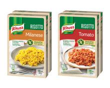 Knorr Risotto (nur in der Deutschschweiz und in der Westschweiz)