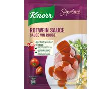 Knorr Rotweinsauce