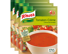 Knorr Suppe Tomatencrème