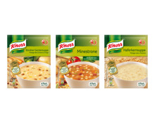 Knorr Suppen