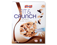 KNUSPERONE Fit & Crunch Schoko