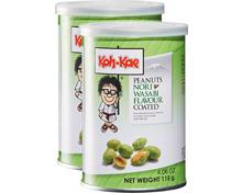 Koh-Kae Erdnüsse mit Wasabi