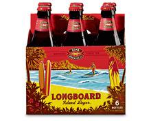 Kona Longboard Island Lagerbier, 6 x 35,5 cl