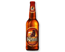 KOZEL Tschechisches Bier Premium hell