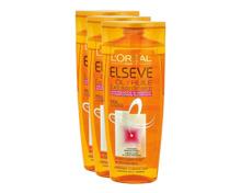 L'Oréal Elseve Shampoo Oel 3 x 250 ml