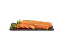 Labeyrie Cœur de filet de saumon fumé, aus Zucht, Norwegen, in Selbstbedienung, 300 g