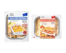 Lasagne/Makkaroniauflauf
