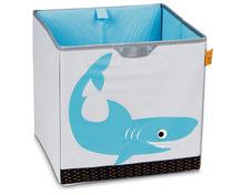 Lässig Spielzeugkiste «Shark ocean»