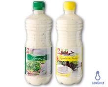 LE GUSTO Premium Salatsaucen