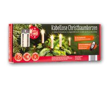 LED-Christbaumkerzen