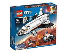 LEGO City Mars-Forschungsshuttle 60226