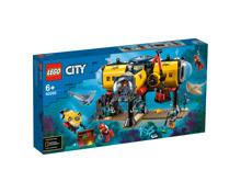 LEGO City - Meeresforschungsbasis 60265