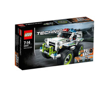 LEGO® Technic Polizei Intercepter 42047