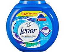 Lenor Waschmittel 3in1 Pods Weisse Wasserlilie