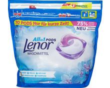Lenor Waschmittel All in 1 Pods Aprilfrisch