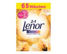 Lenor Waschmittel Pulver Goldene Orchidee 65 WG