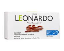 Leonardo MSC Kantabrische Sardellenfilets