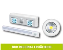 LIGHTWAY LED-Batterieleuchten