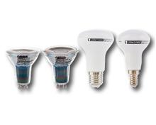 LIGHTWAY LED-Reflektor dimmbar