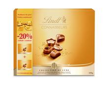 Lindt Connaisseurs de Luxe, 2 x 230 g, Duo