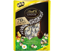 Lindt Lindor Schokoladen-Eili dunkel