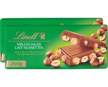 Lindt Tafelschokolade