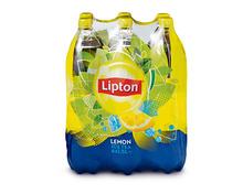 Lipton Ice Tea Lemon, 6 x 1,5 Liter