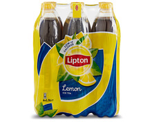 Lipton Ice Tea Lemon, 6 x 1,5 Liter