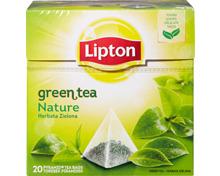 Lipton Pyramiden-Tee Green Tea Nature
