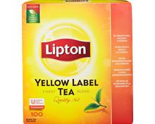 Lipton Schwarztee Yellow Label