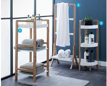 LIVING STYLE Bambus-Badezimmermöbel