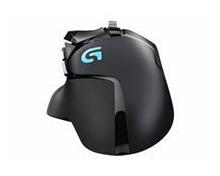 Logitech Proteus Spectrum G502 - Maus - optisch - 11 Tasten - verkabelt - USB