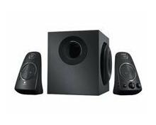 Logitech Z-623 - Lautsprechersystem - für PC - 2.1-Kanal